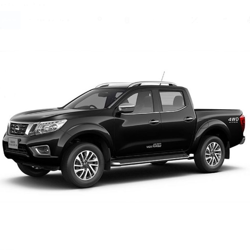 NISSAN NAVARA DOUBLE CAB CALIBRE E 6MT BLACK EDITION ...