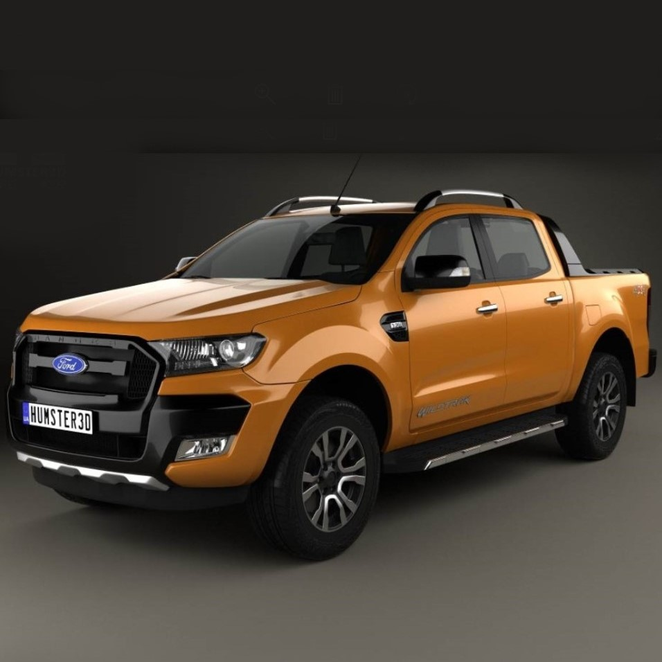 Ford Ranger Double Cab Hi