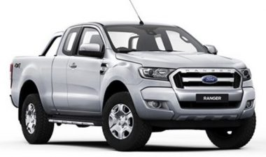 FORD RANGER OPEN CAB HI-RIDER 2.2L XLS 4X2 HR 6AT