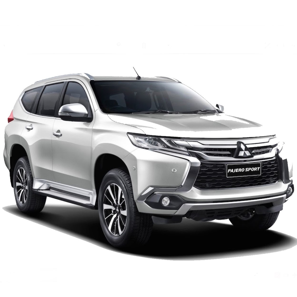 mitsubishi new pajero sport 2wd gt eversuccess auto. Black Bedroom Furniture Sets. Home Design Ideas